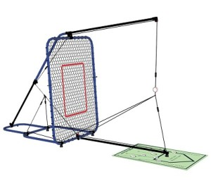 2014-2015 SwingAway Pro Traveler Hitting Machine