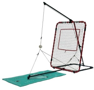 Baseball Hitting Aids - SwingAway Bryce Harper MVP Hitting Machine