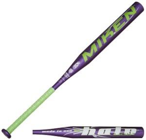 Fastpitch Softball Bats - Miken Halo Light Composite Fast Pitch Softball Bat