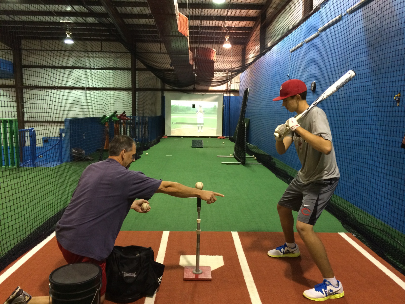 Baseball hitting lesson program for being pro baseball hitting lesson program malvernweather Image collections