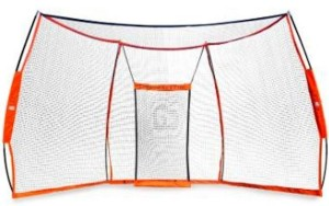 Bownet Bow Baseball Backstop Netting