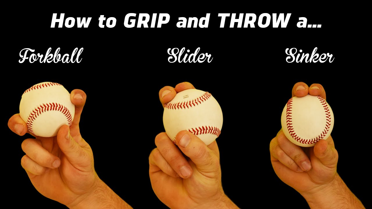 pics How to Grip a Fastball