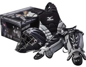 Mizuno Youth Catchers Gear - Mizuno Youth Samurai Catchers Box Sets