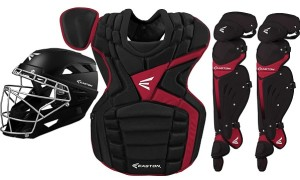 Easton Mako Adult Custom LLWS Baseball Catcher's Package