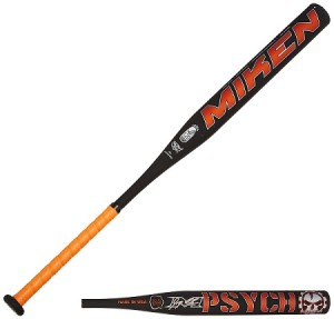 Miken Psycho Supermax USSSA Slowpitch Softball Bat