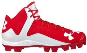 Under Armour baseball cleats shoe leadoff