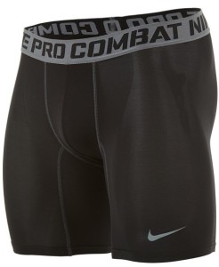 Nike Pro Combat Compression Shorts Six Inch