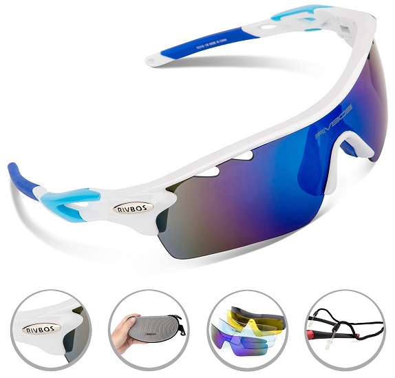 best oakley sunglasses for youth baseball  rivbos 801 polarized sports sunglasses