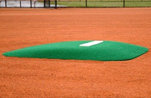 Dr K's Allstar Portable Game Mound and Youth Training Fiberglass Portable Pitching Mound
