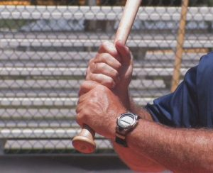 baseball bat grip