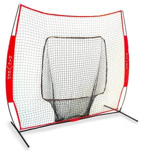 Big Red TGN Baseball Softball Practice Net, 7x7