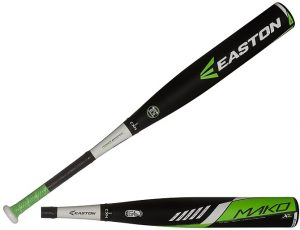 Easton Mako Xl Comp Big Barrel (-8) Baseball Bat - Easton XL1 Big Barrel