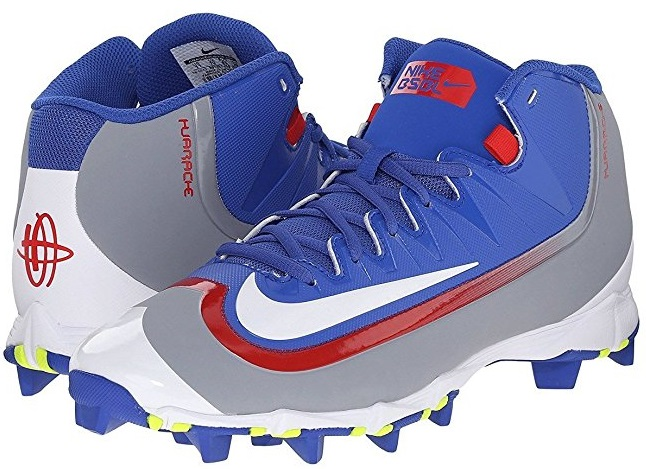Nike Youth Boys Huarache 2KFilth Keystone Mid BG Baseball Cleats
