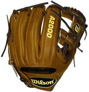 Wilson A2000 Dustin Pedroia 11.5 Baseball Glove