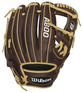 Wilson Showtime Series Pedroia Fit 11.5 adult Baseball Glove